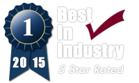 Best in Industry Badge
